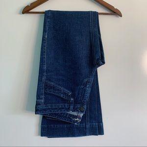 LOFLI Denim Women's Medium Wash Flare Jeans